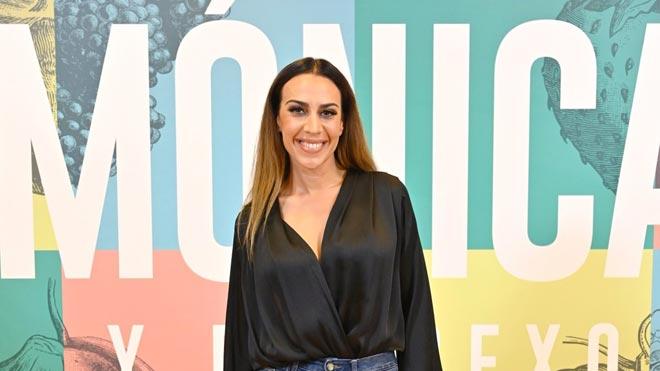 Mónica Naranjo protagoniza la docuserie 'Mónica y el sexo'. En la foto, en la presentación del programa.