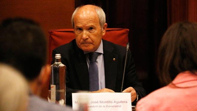 Montilla: No utilizaré medios públicos para mi actividad privada.