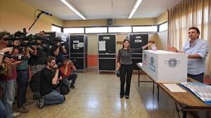 La candidata dels indignats treu un gran avantatge als seus rivals a Roma