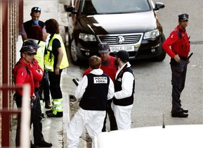 Mueren tres personas de una misma familia en un presunto parricidio en Olite