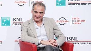 Olivier Assayas, en Roma, el pasado mes de octubre