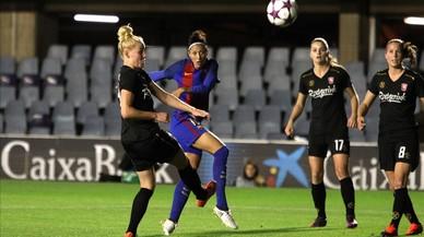 El escaparate del fútbol femenino