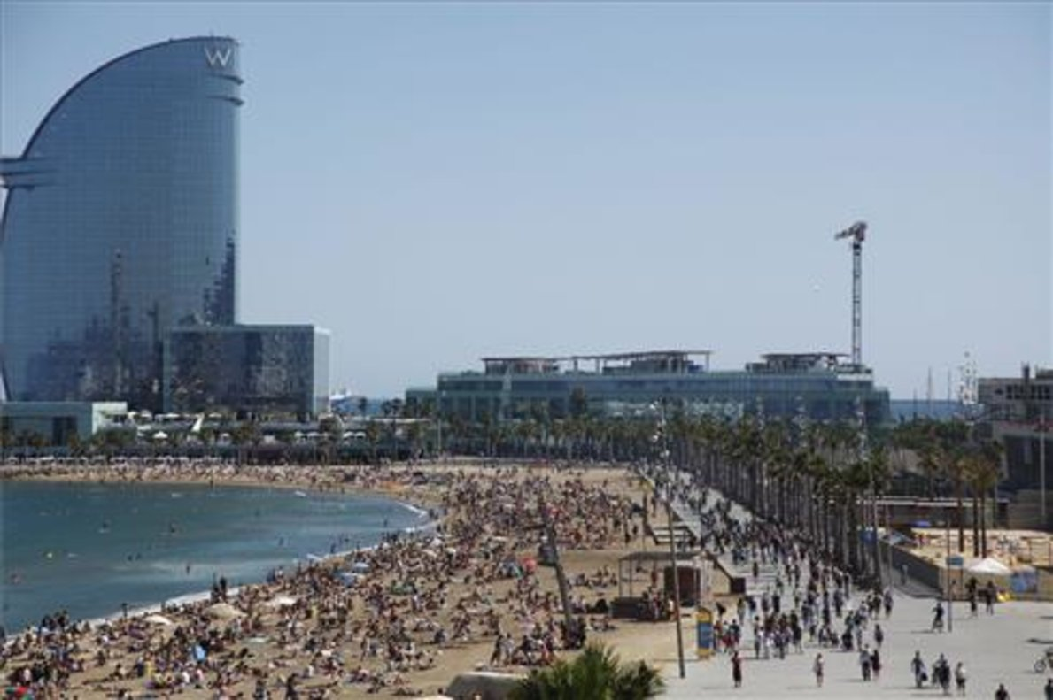 """""""Em van fer fora del passeig marítim de Barcelona perquè no tenia cap tatuatge"""""""