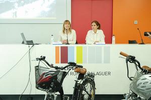Presentación de la campaña Back to the bike
