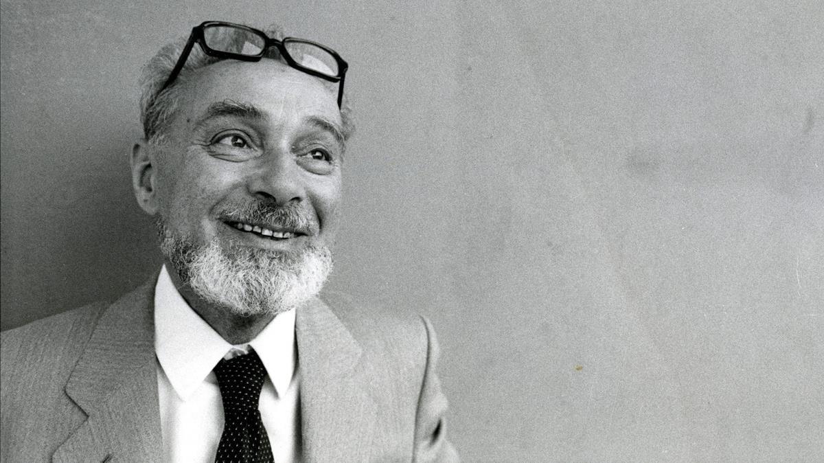 Primo Levi (Turín, 1919-1987).