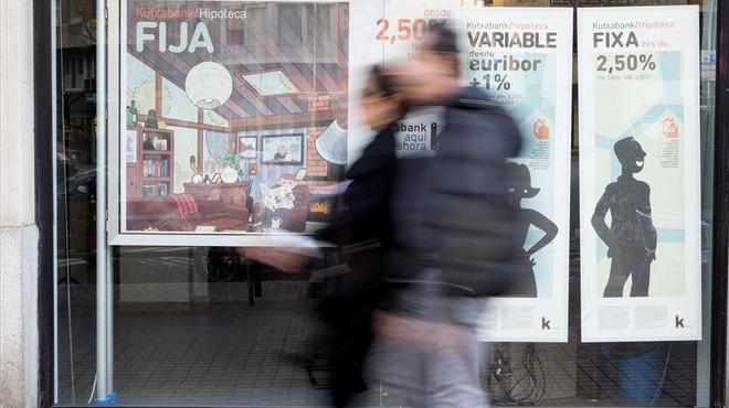 Las hipotecas con cuotas baratas de los últimos años enfilan su final
