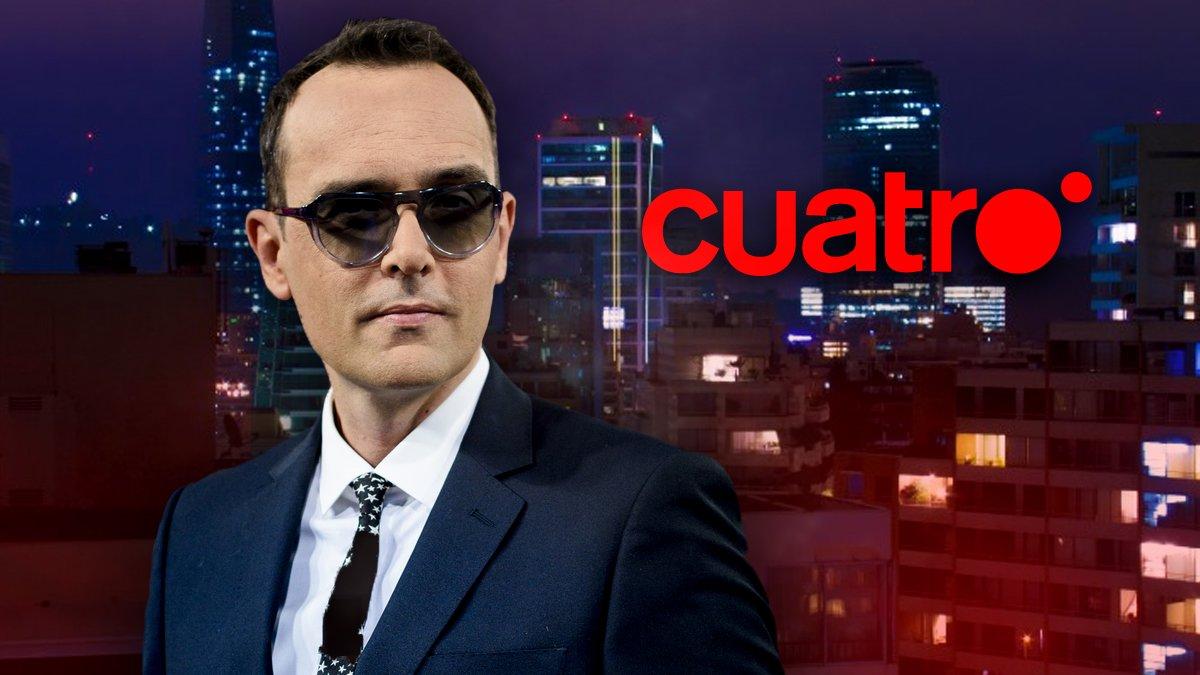 Risto Mejide presentará un show diario en Cuatro con las productoras de 'Polonia' y 'Sálvame'