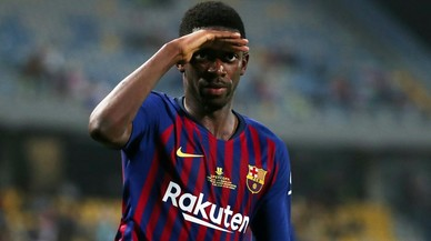 El Barça remunta contra el Sevilla per guanyar una Supercopa soferta (1-2)