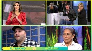 Kiko Rivera explota contra Isabel Pantoja y promociona 'Pasapalabra' y 'El hormiguero' en 'Sálvame'