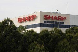 Los despidos llegan después de que Sharp decidiera incrementar la producción de sensores de imagen destinados a teléfonos inteligentes.