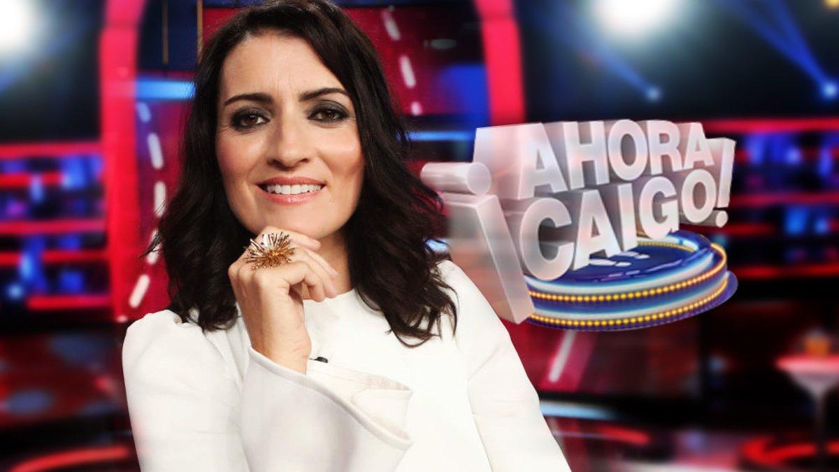 Silvia Abril sustituirá en verano a Arturo Valls al frente de 'Ahora caigo'