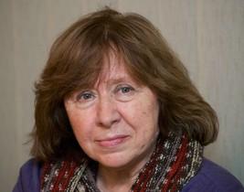 Svetlana Alexievitch.