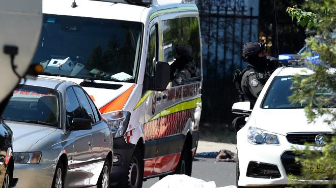 Dos muertos y dos heridos en un tiroteo en un local comercial de Sídney.