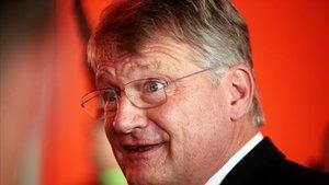 El líder de Alternativa para Alemania,Joerg Meuthen.