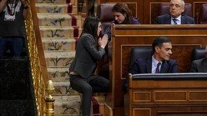 El PSOE i Podem es coordinen per dominar el Congrés