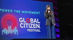 Dakota Johnson dona veu a les víctimes de violència de gènere