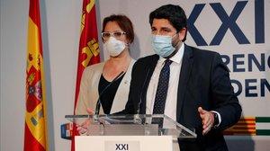 Els presidents del PP qualifiquen la conferència de «monòleg» de Sánchez