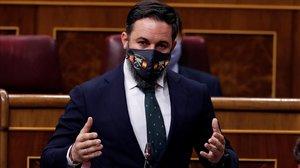Abascal assegura que el Govern de Sánchez és pitjor que la dictadura de Franco