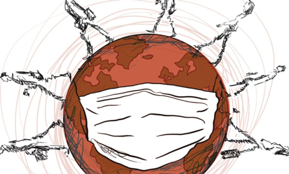 El virus i el món econòmic d'ahir