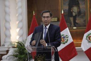 Vizcarra habría recibido un pago ilícito cuando era gobernador regional de Moquegua en 2013.