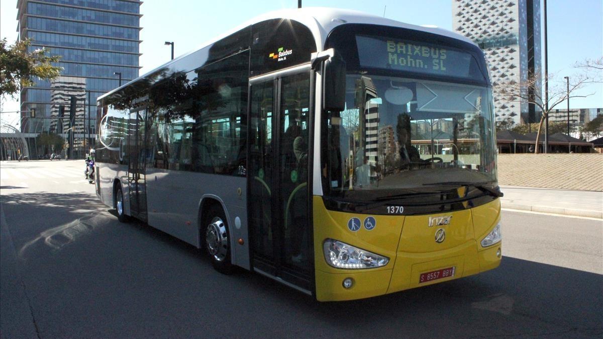 L'AMB reforça la xarxa de bus per guanyar 12 milions de viatges