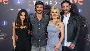 HBO ofereix les tres temporades d''El Ministerio del Tiempo'