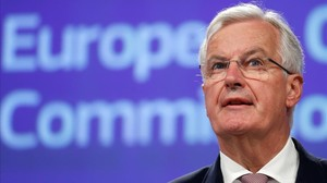 Barnier s'impacienta amb Londres