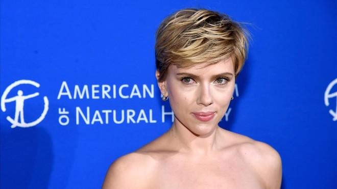 Scartlett Johansson, l'actriu més ben pagada del 2018