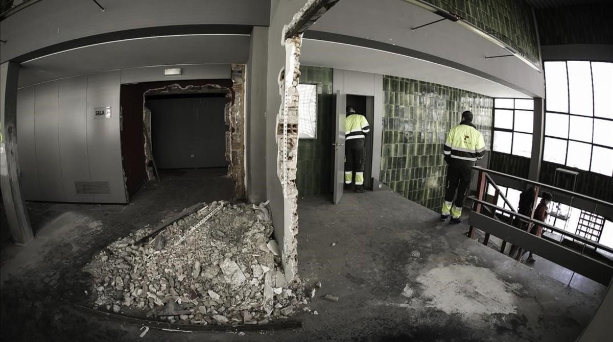 Un imponent edifici singular per al 'Besòs profund'
