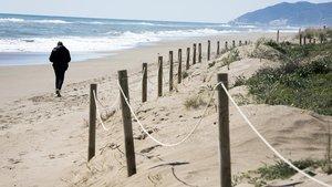 La Unió Muntanyenca Eramprunyà organitza una bicicletada fins a la platja de Gavà