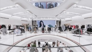 La tienda emblemática de Zara e Inditex en Milán.