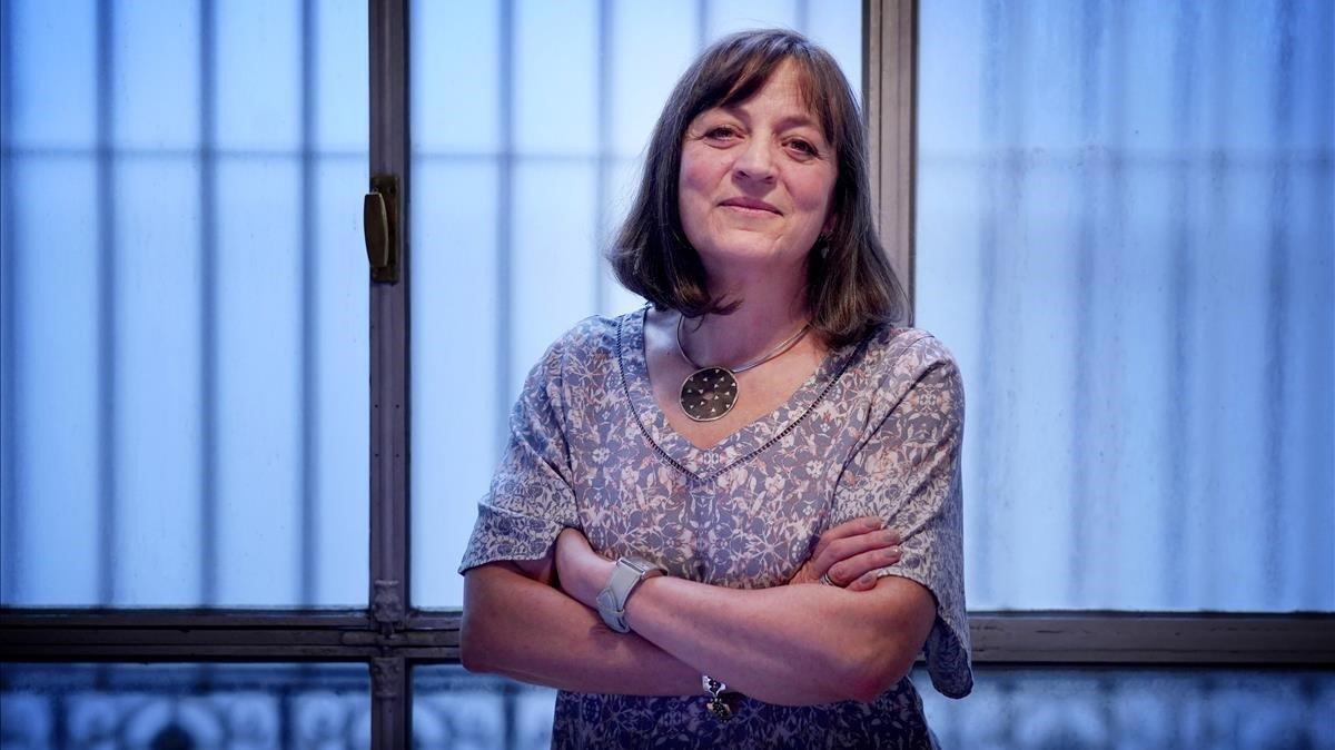 Kathryn Mannix, autora del libro Cuando el final se acerca.