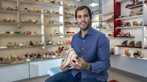 Jordi Pons, gerente de la empresa dealpargatas.