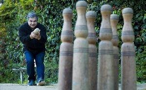 """Mario Lucero: """"Las 'bitlles' son como una forma de vida para mí"""""""