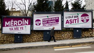 Les eleccions marcades de Turquia