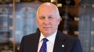 Sergey Chemezov, presidente de Rostec e íntimo de Putin.