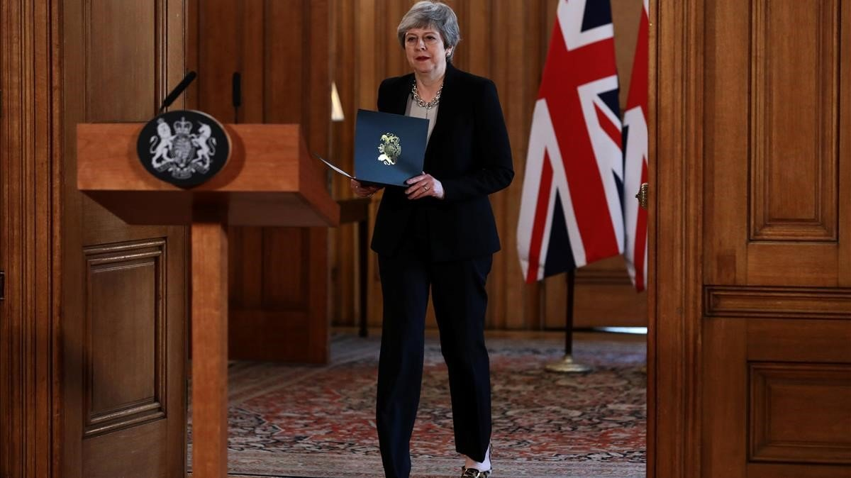 May va provar de limitar l'accés de Johnson a la informació dels serveis d'intel·ligència quan era ministre d'Exteriors