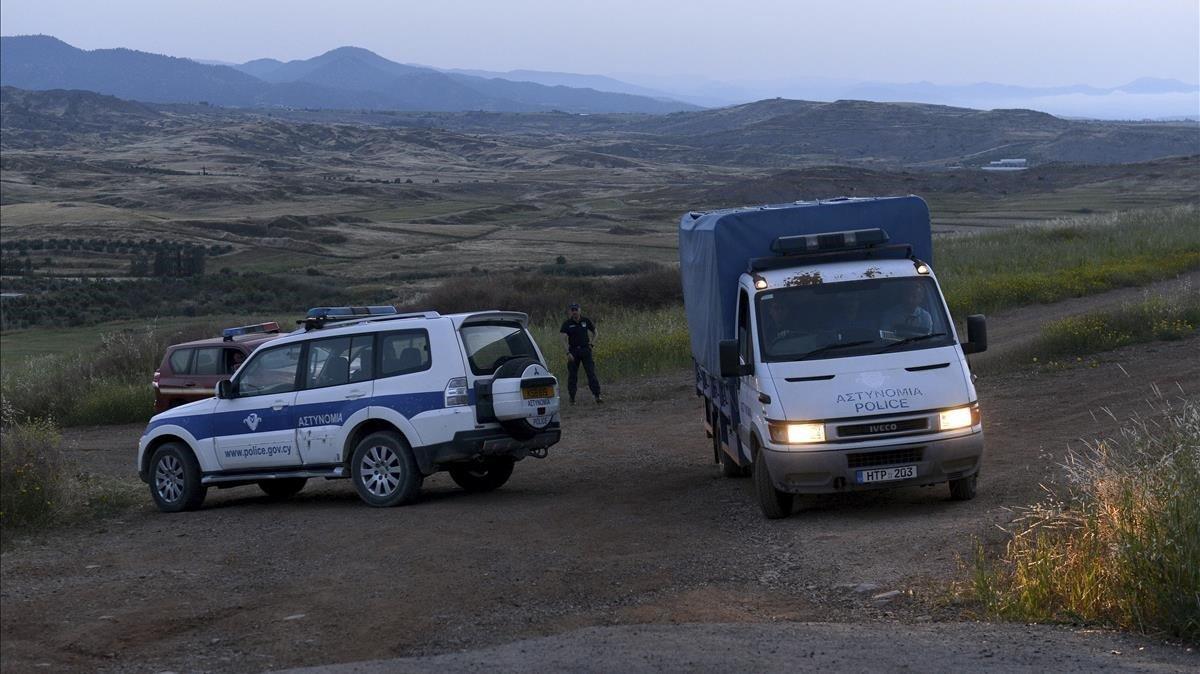 Un assassí en sèrie confessa haver matat set dones a Xipre