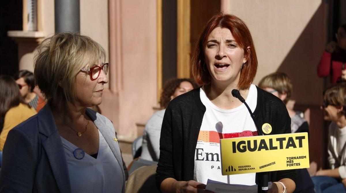 Carolina Telechea, la ex del PSC que se reinventó