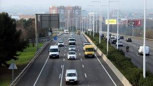Coronavirus: El trànsit als accessos a Barcelona cau un 15% en hora punta