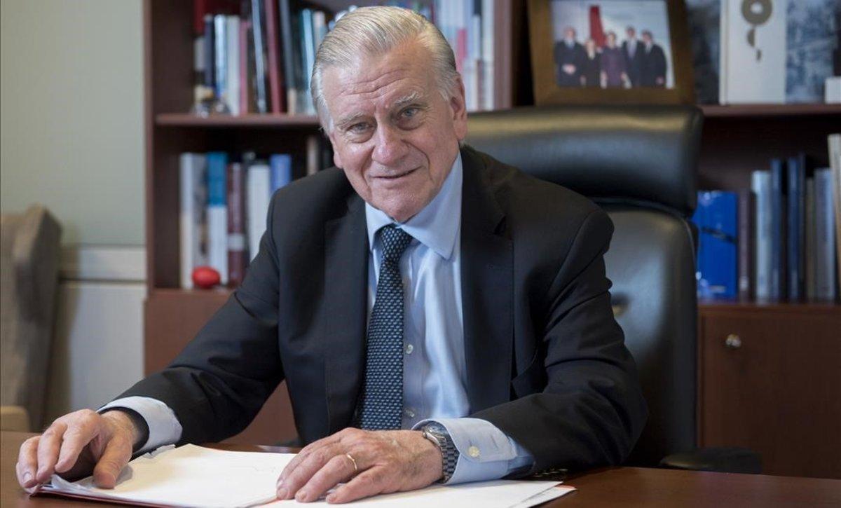 El cardiólogo catalán Valentín Fuster.