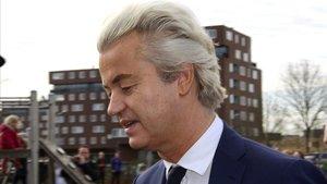 El líder ultra holandès Geert Wilders, culpable d'«insultar» els marroquins