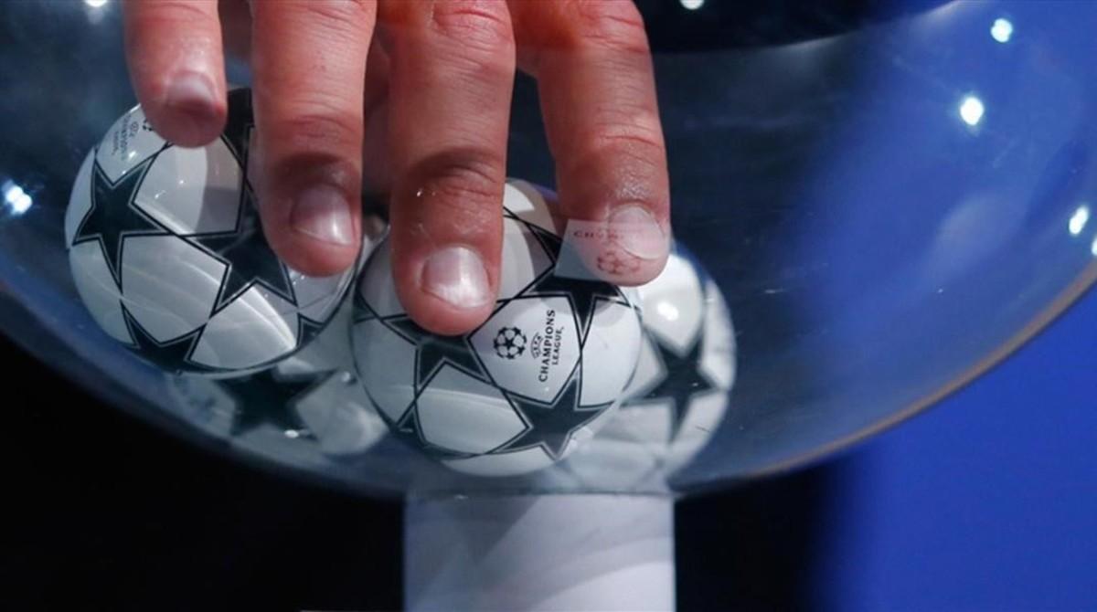 Sorteo Champions: El sorteo de cuartos de final del 2017, en directo