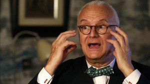 zentauroepp23620740 shoe designer manolo blahnik talks to reuters during an inte170901124444