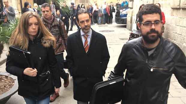 Detingut Antoni Molons, alt càrrec de la Generalitat, pel suposat ús de fons públics per a l1-O