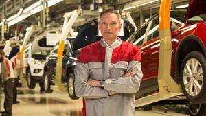 Rainer Fessel , nuevo director Seat Martorell.