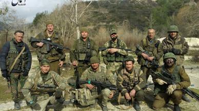 El grupo Wagner: estos son los mercenarios rusos que combaten en Siria