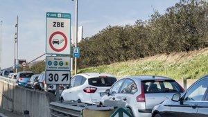 La llei climàtica blindarà les zones de baixes emissions per evitar que es reverteixin