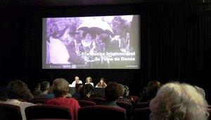 Una imagen de la edición del año pasado en la Filmoteca.