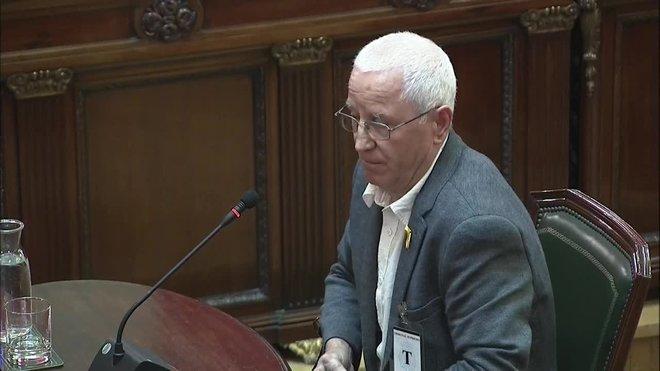 """""""Els Mossos venien amb intenció de complir el mandat judicial"""", declara un votant de l'1-O"""